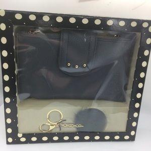 Handbags - NWT clutch wallet/Keychain Gift set